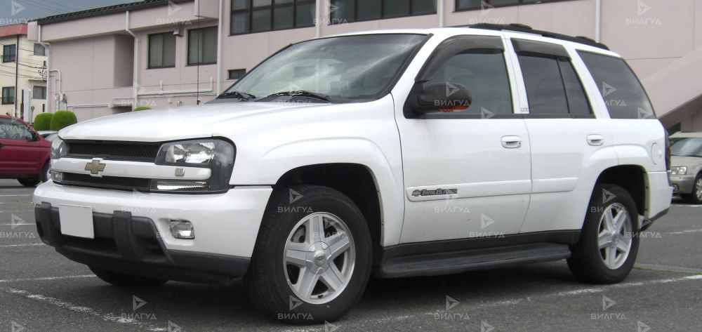 Диагностика ошибок сканером Chevrolet Trailblazer в Королеве